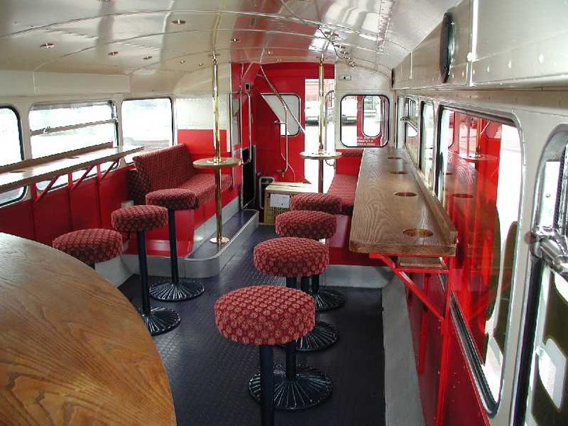 Hire Fleet London Bus Promotions