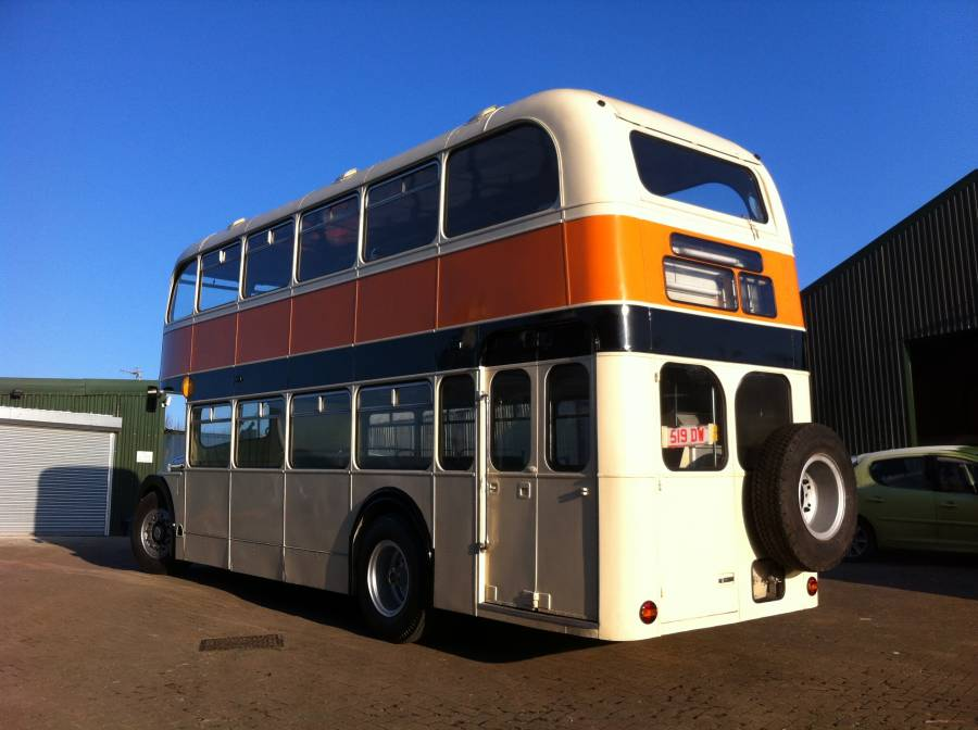 Classic and Vintage Buses!