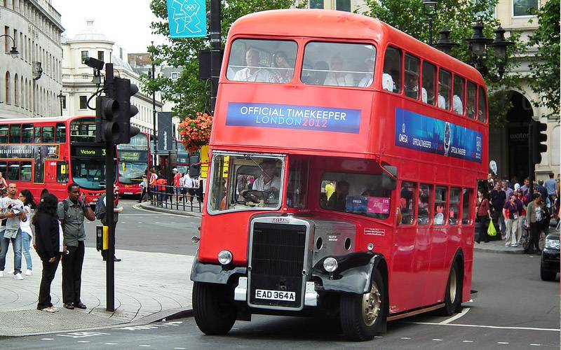 Olympic Bus